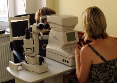 Optika OČKO_měření